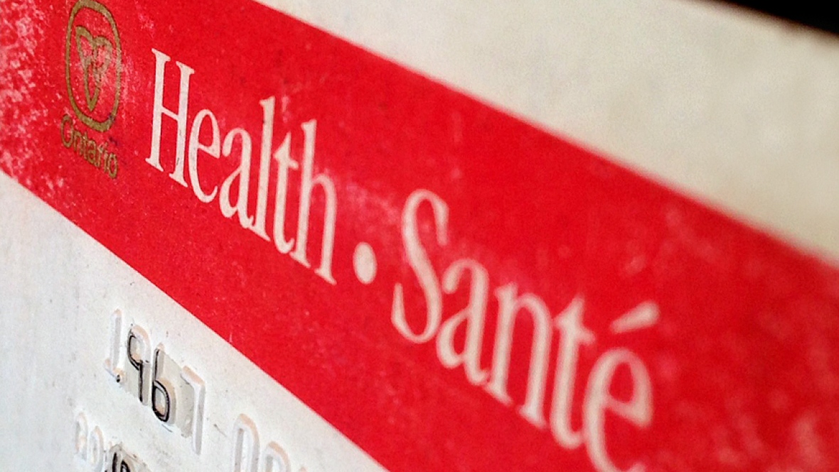 Old ontario health card still validating
